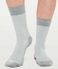 fcbc50e11332c Lululemon Wool Be Warm Sock -M/L- Light Cast #fashion #clothing