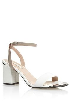 Formal Ankle Strap Shoes