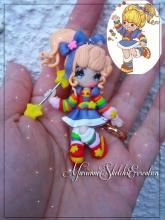 Rainbow Brite Commission | Marienne Sketches & Creations