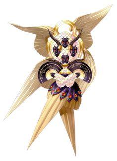 Seraph (demon) - Megami Tensei Wiki - Wikia