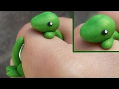This little T-Rex ring is just adorable beyond words! Remember to use #NerdEcrafter on instagram if you make anything geeky. I am not a clay artist by profes...