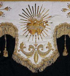 Ornate Canopy Panels