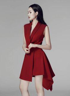 Women S Fashion Kuala Lumpur Dress Outfits, Fashion Dresses, Blazer Dress, Event Dresses, Elegant Woman, Simple Dresses, Classy Outfits, Designer Dresses, Fashion Models