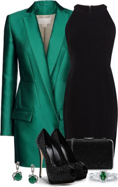 """""""Emerald"""" by terry-tlc on Polyvore"""