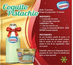 Coquito de Pistachio