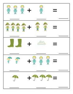 İlkbahar Temalı Etkinlik Sayfaları - Okul Öncesi Bahar Etkinlikleri Preschool Writing, Numbers Preschool, Preschool Printables, Teaching Math, Preschool Activities, Dyslexia Activities, Kindergarten Math Worksheets, Maternelle Grande Section, Basic Math