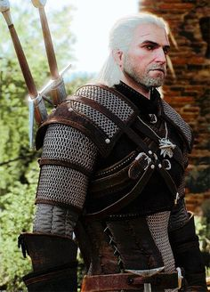 Geralt of Rivia - The Witcher3: