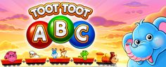 Toot Toot ABC. Great four your youngest!