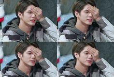 Ong Seongwoo, Jinyoung, Rapper, Singing, Idol, Bee, Honey, Display, Fictional Characters