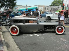 Clint Bowyer's '34 Chevy Rat Rod