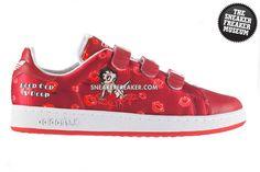Betty Boop + ADIDAS. ADIDAS - Adicolor - Stan Smith Comfort - R4 - Betty Boop