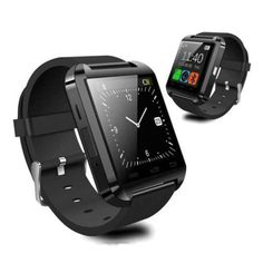 Bluetooth SmartWatch Smart Wrist Watch for Android Cell Phone Sport Runner Black - http://phones.goshoppins.com/smart-watches/bluetooth-smartwatch-smart-wrist-watch-for-android-cell-phone-sport-runner-black/