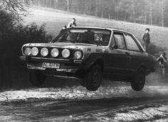 En 1978 la ingeniería #Audi Quattro hace su debut en competición de Rally.