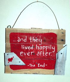 Rustic Valentines Sign  Reclaimed pallet by offthewallpainting, $36.00
