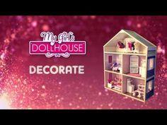 My Girl's Dollhouse...For 18 inch dolls!