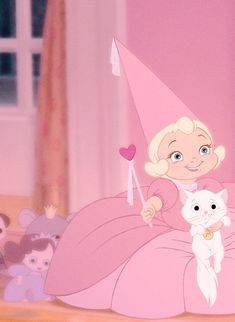 *CHARLOTTE (Lottie) LA BOUFF ~ The Princess and the Frog, 2009