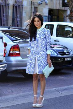 Mavi Kıyafetler ve Kombinleri