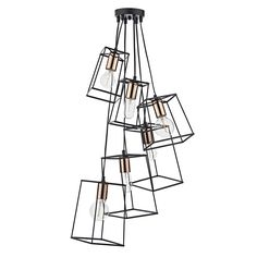 Tower Pendant Light pendant light by Brewers Home