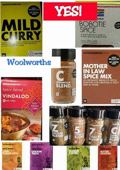Banting Food List, Banting Diet, Banting Recipes, Lchf, Spice Blends, Spice Mixes, List Of Spices, Food Lists, Meal Planning