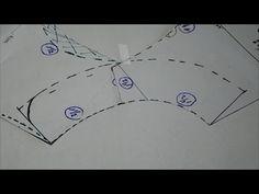 Clase 15 - TRAZADO DEL PATRON DE CUELLO BABY O PETER PAN