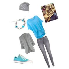 Skater girl outfit. This is my style