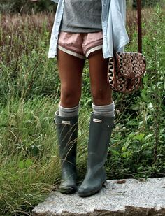 Before you pack them all away, check out these five surprising ways to wear boots during summer, only at Babble.