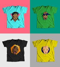 Personal project - Tshirt Design 47900fdf0