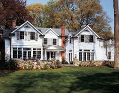 E.M. Rose Builders: Colonial Style Residence
