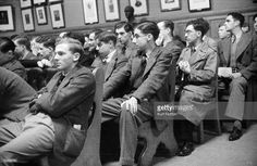 Undergraduate members of the Oxford Union Society listen to one of the famous Oxford Union debates. A debate in 1933 carried a motion that no member of the University would bear arms against the Germans. That changed by Public Speaking, Young People, Oxford, University, Teaching, Storyboard, 1930s, Arms, Pictures