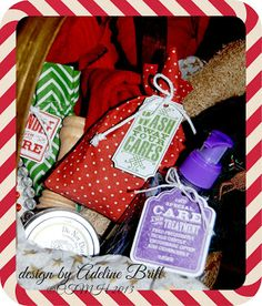 Welcome to My Creative Space!: December Stamp of the Month Blog Hop #Z1914SeasonsTweetingsGiftBags