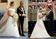 Princess Victoria of Sweden and Daniel Westling