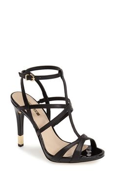 GUESS 'Carnney' Strappy Sandal (Women) available at #Nordstrom