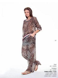 cpourl ensemble léopard