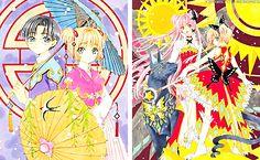You better watch out, Jun: fragments-memories:   Card Captor Sakura Nakayoshi...