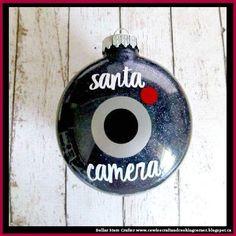 Dollar Store Crafter: Santa's Spy Camera