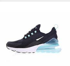 Nový 2018 originální příjezd autentické AIR 270 pánské běžecké boty tenisky  sportovní venkovní pohodlné prodyšné kvality 265e478558