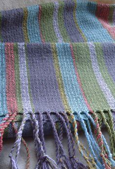 scarf inspiration.