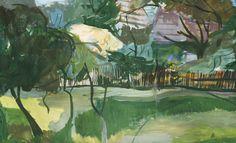 Tempera on paper, x cm. Tempera, Paper, Garden, Tips, Painting, Art, Art Background, Garten, Lawn And Garden