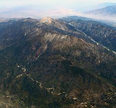 Mount San Gorgonio the highest peak in sounthern california (where my Rj got lost, but was found : ) )
