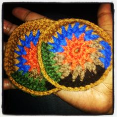 SALE Fall N Love Crochet Earring Collection pick by UrbanVibeChic, $8.00