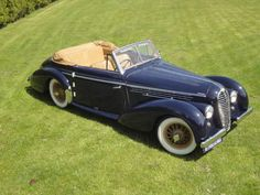 Delahaye all types urgently wanted For Sale (1949)