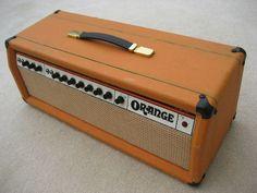 Orange Reverb Twin 125 Amp Ultra RARE Head Version | eBay