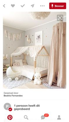 57 Awesome Design Ideas For Your Bedroom | Pinterest | Feminine bedroom Feminine and Bedrooms  sc 1 st  Pinterest : baby girl bedroom ideas decorating - www.pureclipart.com