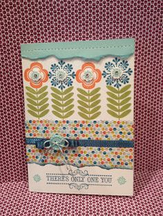 Madison Avenue Stampin' Up