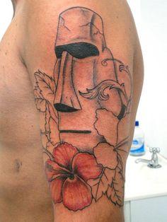 Moai em andamento : Space Monkey Tattoo   Águas Claras, DF, Brazil  Quadra 204, Lote 02 - Sala 137 Ed. Alfa Mix Center, Águas Claras-DF (próximo à panificadora Hollywood) Fone:(61)3381-1228 (61)93160192 http://spacemonkeytattoo.blogspot.com/   __________________________  Dia 29 e 30 Space Monkey Tattoo no BSB TATTOO ART galera!  o/ | gu_ludovico