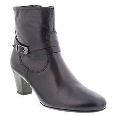 De 7 bedste billeder fra Gabor boots | Støvler, Sort og Blå