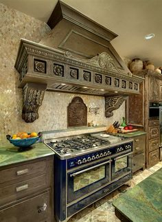 The Enchanted Home: Creating the ultimate European influenced Kitchen