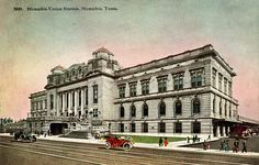 Memphis Union Station was the first building I was in east of the Mississippi River. Mother and I were changing trains after arrival from Houston. I am proud to have Memphis Union Station as my gateway to the East.