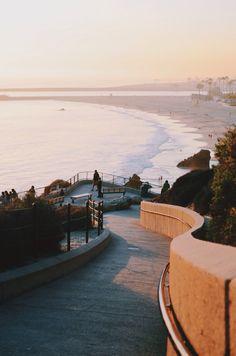 Corona del Mar, CA.  my favorite beach ever!     Linda