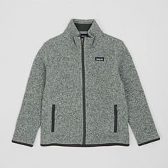 Patagonia Boy's Better Sweater Fleece. Pin-To-Win your Christmas wish list at Surfdome!